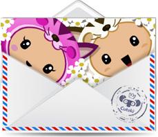 ver postal recibida